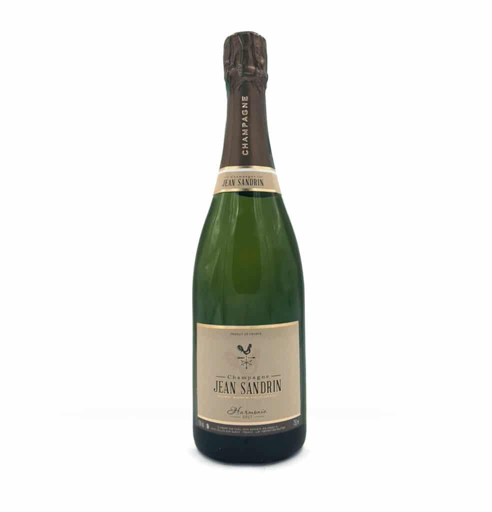 champagne jean sandrin celles sur ource aube cote des bar champagne france harmonie pinot noir