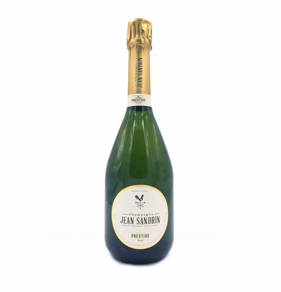 champagne jean sandrin celles sur ource aube cote des bar champagne france prestige pinot noir chardonnay