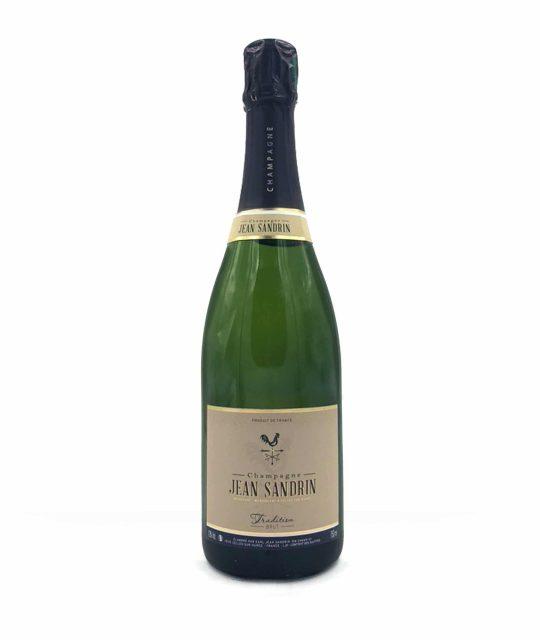 champagne jean sandrin celles sur ource aube cote des bar champagne france tradition pinot noir